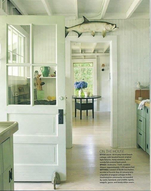 Classic Long Beach Cottage Design