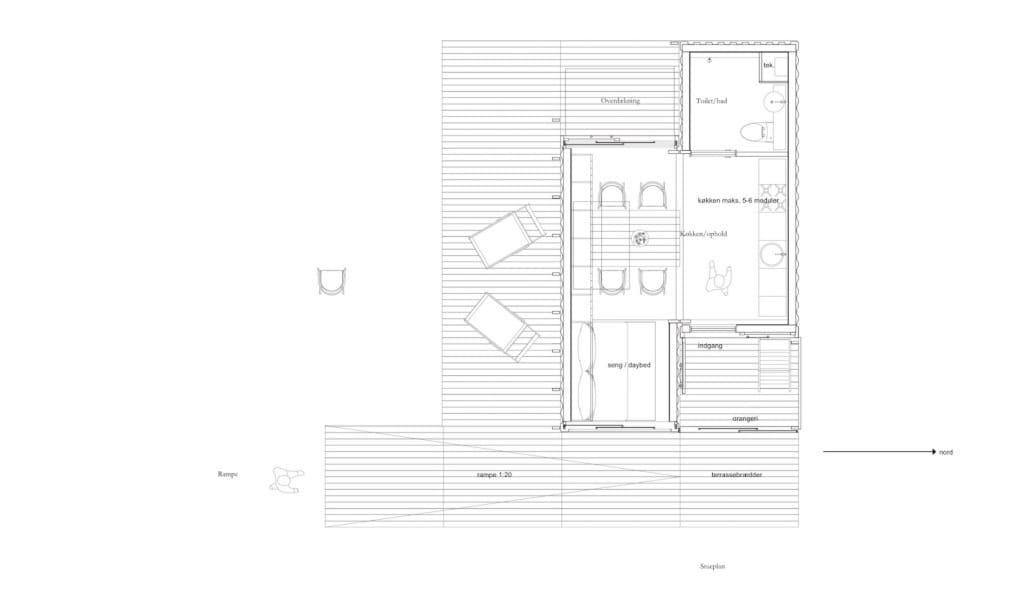 CPH Shelter Floor Plan