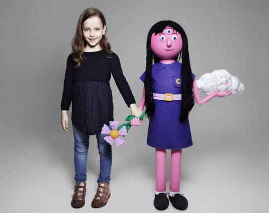 girl and Chloe