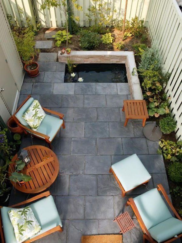 40 Amazing Design Ideas For Small Backyards on patio ideas, mailbox landscaping ideas, fireplace ideas, small homes and cottages, fire pit ideas, small bathroom ideas, fencing ideas, small yard landscaping ideas, small japanese garden designs, small pool ideas, bonus room ideas, carport ideas, small playground ideas, small vegetable garden, small fountain ideas, deck ideas, kitchen ideas, small garden ideas, small bedroom ideas, inexpensive landscaping ideas,