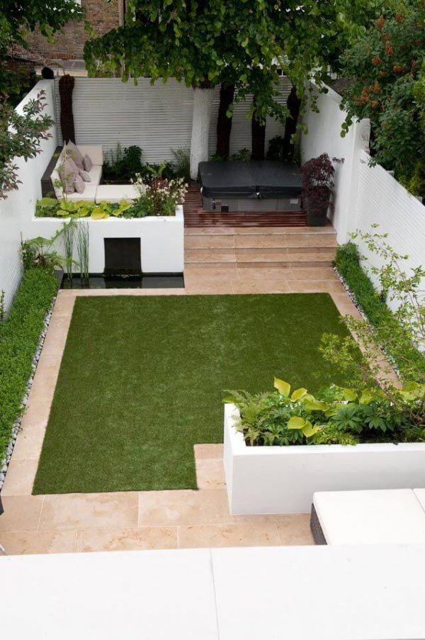 40 Amazing Design Ideas For Small Backyards on Small Outdoor Patio Ideas id=48582