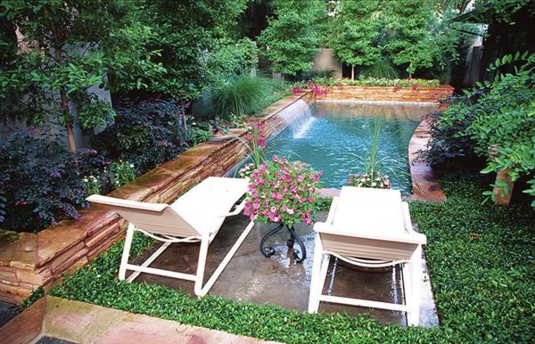 40 amazing design ideas for small backyards - Backyard ideas for small yards ...