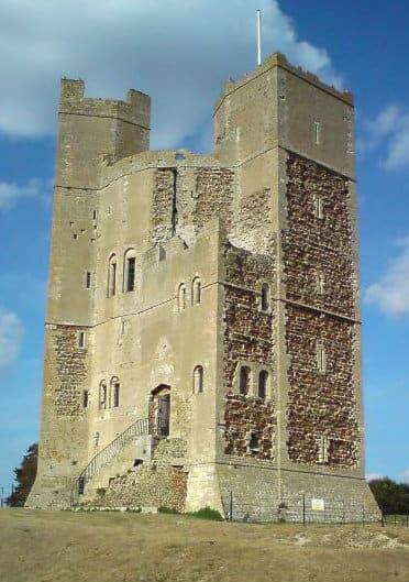 Oxford Castle Suffolk