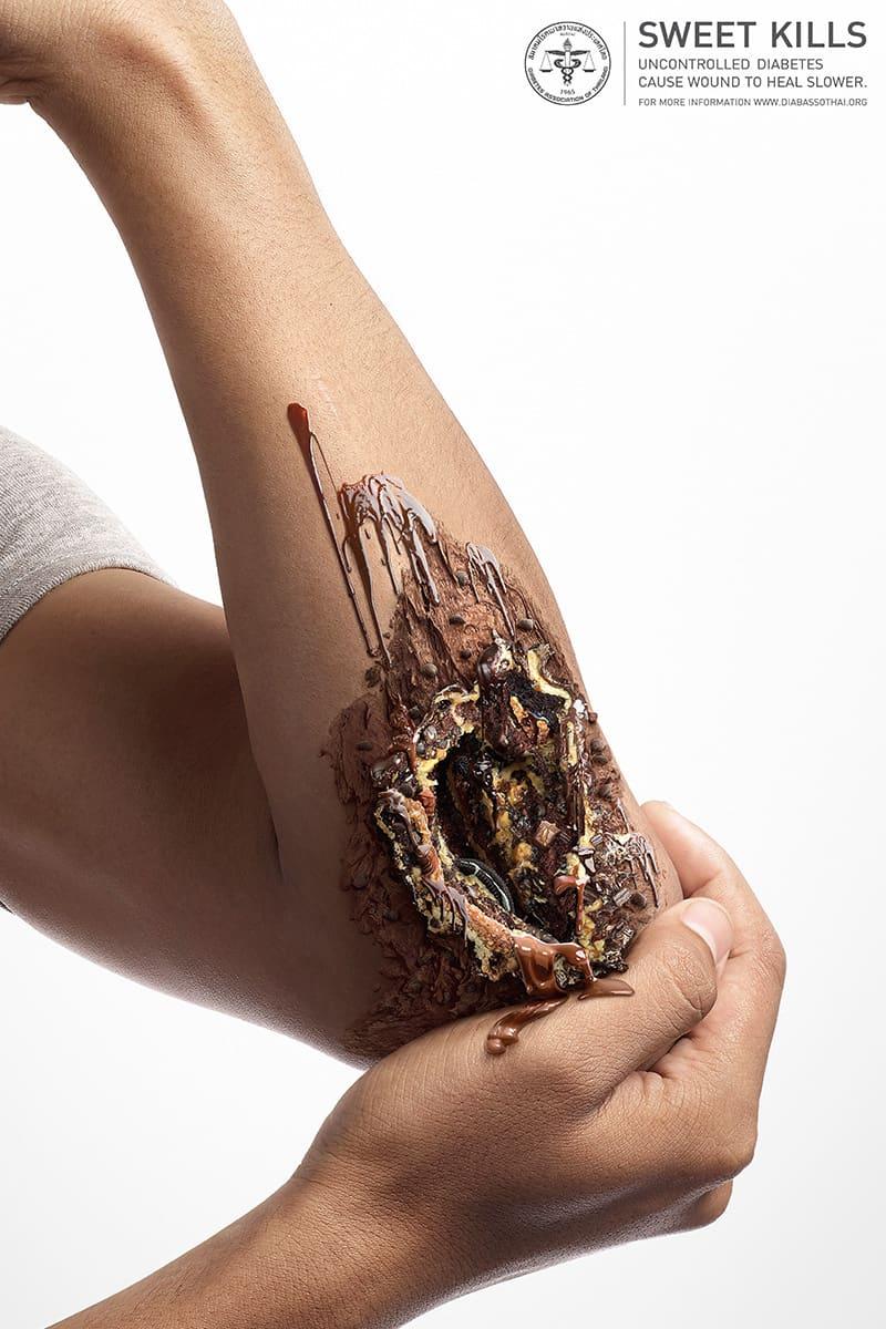 1-sweet-kills-diabetes-awareness-campaign