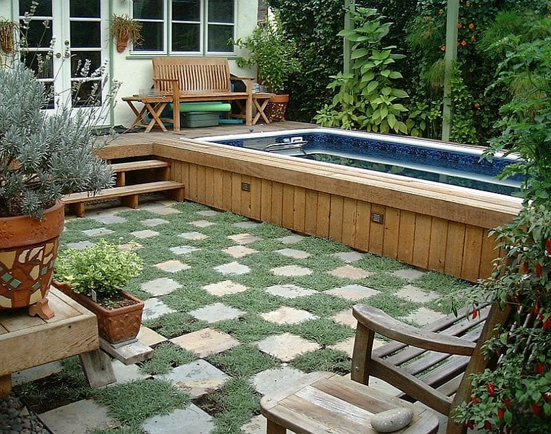 30 Amazing Small Pool Designs For Your Home [Inspirational Photos]