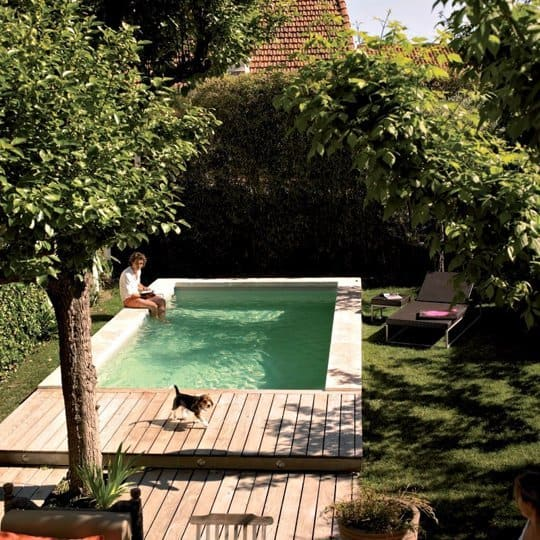 30 amazing small pool designs for your home inspirational for Home design inspiration gallery