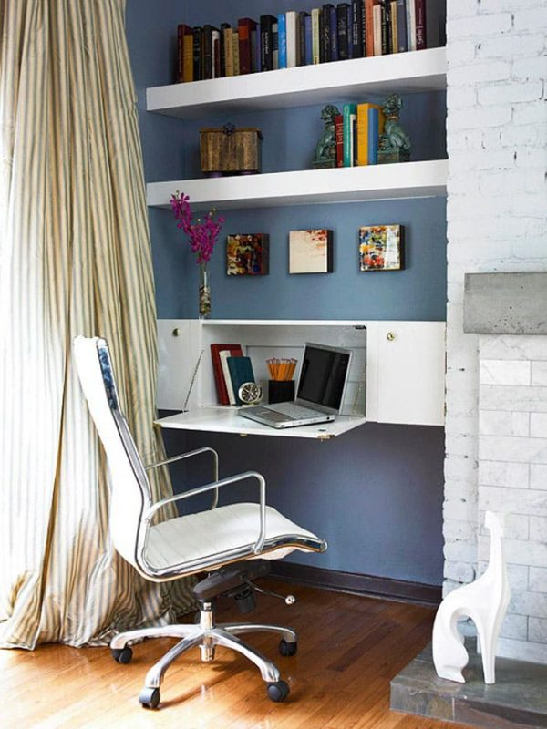 Amazing home office design ideas and inspiration for Home office design inspiration