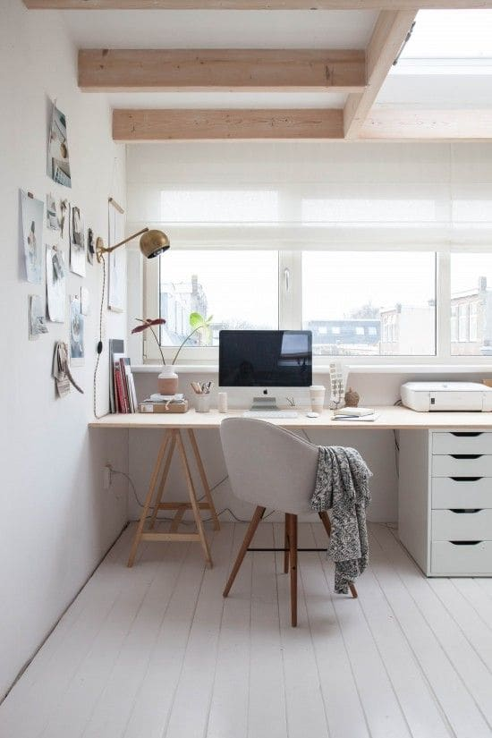 Amazing home office design ideas and inspiration for Home office inspiration pictures