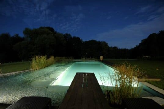 Chemical-Free Swimming Pool