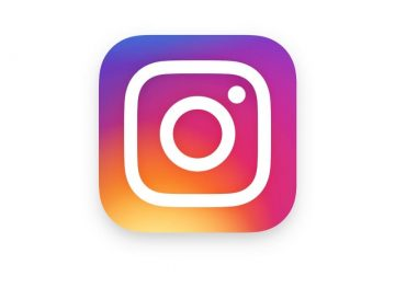 new colorful instagram logo