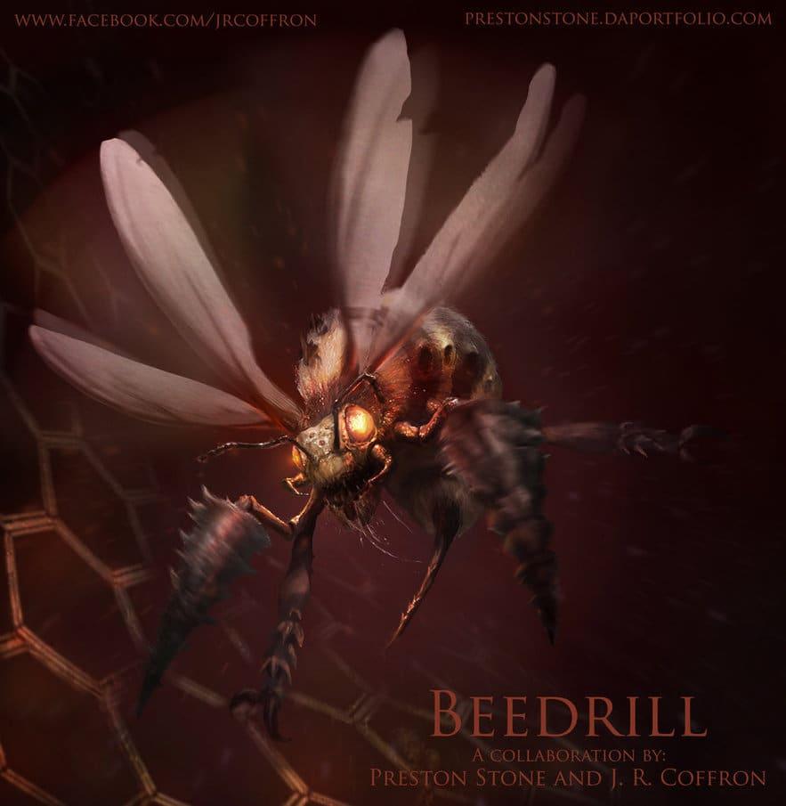 beedrill_by_jrcoffroniii-d8me64i