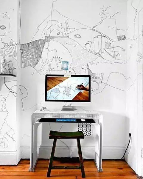 design inspiration on instagram design workspace inspiration creative br - Design Workspace