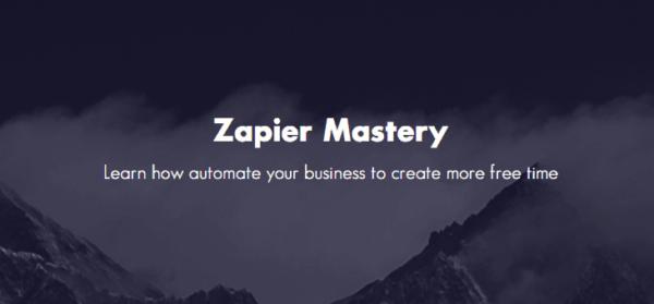 Zapier Mastery Course
