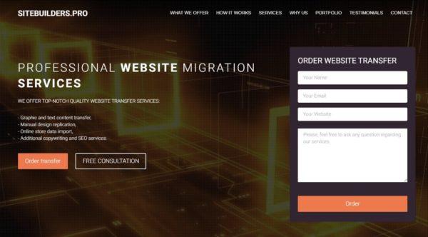 Site Builders PRO