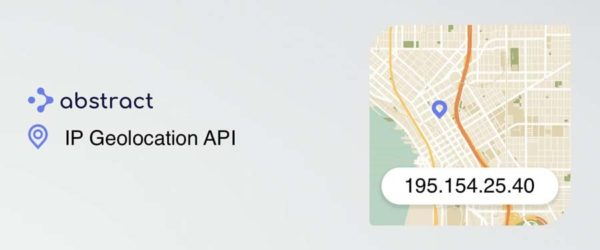iP geolocation APi